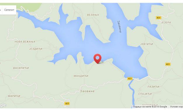 Na prodaju katastarska u Zaovinama, ukupne površine 1,2 hektara po ceni od 300 evra po aru.