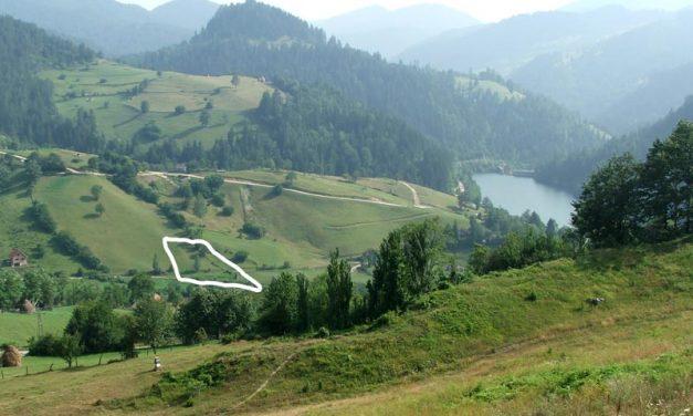 Povoljno prodajem plac u Zaovinama na Tari – Jezero Spajići.