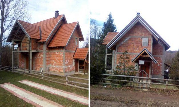 Sokolina-Tara – Kuća na prodaju