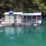 Prodajem splav na jezeru Perućac