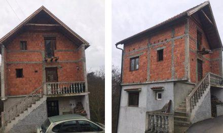 Na prodaju kuća u Bajinoj Bašti