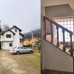 Na prodaju kuća u blizini reke Drine u Bajinoj Bašti