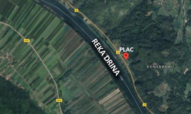Prodajem plac u Oklecu u neposrednoj blizini reke Drine